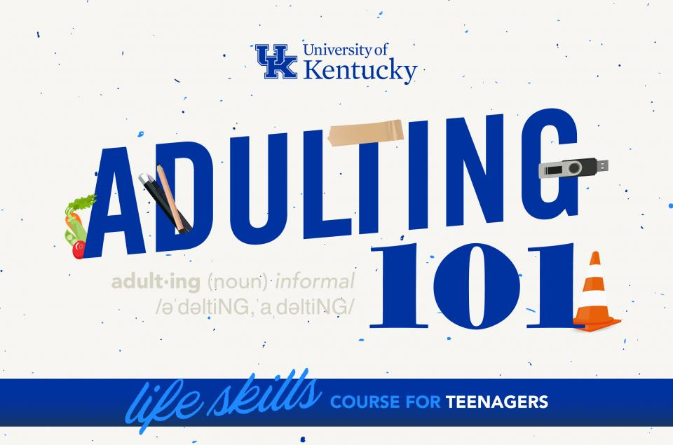 Adulting 101 Life Skills Course for Teenagers