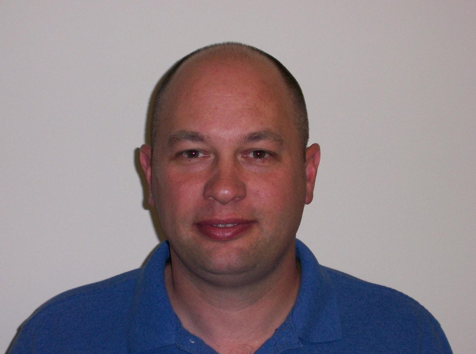 Jeff Casada, County Extension Agent for Ag/Natural Resources